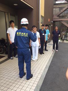 消防訓練1