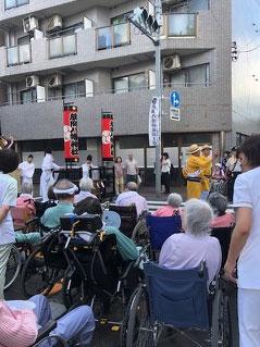 旗岡八幡神社 例大祭